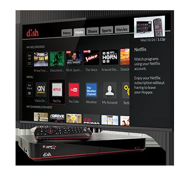 The Hopper - Voice remotes and DVR - Phillipsburg, Kansas - MARK Electric - DISH Authorized Retailer