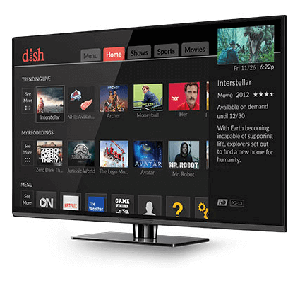 Watch Movies On Demand with The Hopper - Phillipsburg, Kansas - MARK Electric - DISH Authorized Retailer