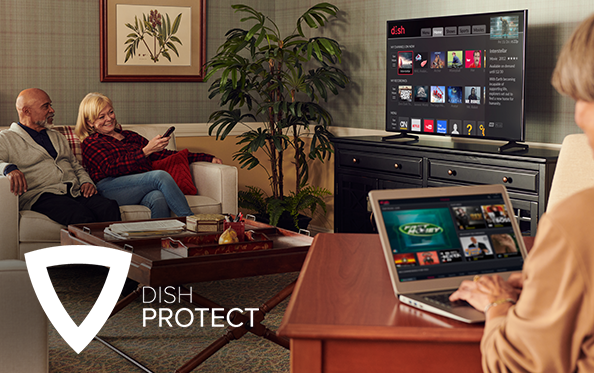 Get DISH Protect from MARK Electric in Phillipsburg, Kansas