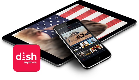 DISH Anywhere from MARK Electric in Phillipsburg, Kansas - A DISH Authorized Retailer